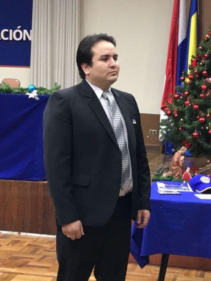 El Dr. Rafael Ortiz